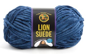 Lions Brand Suede Yarn
