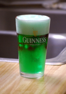 st. patrick's day party menu entertaining ideas green beer