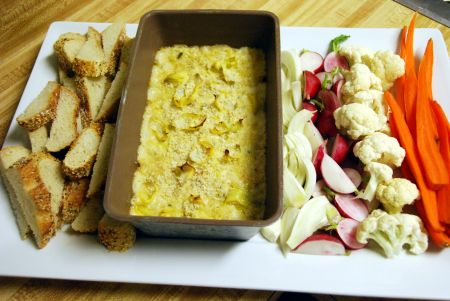 baked artichoke dip thanksgiving holiday christmas entertaining appetizer recipes