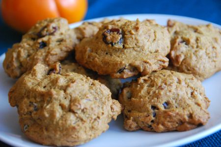 PERSIMMON COOKIE RECIPE  FALL DESSERTS THANKSGIVING TREATS FLAVORS