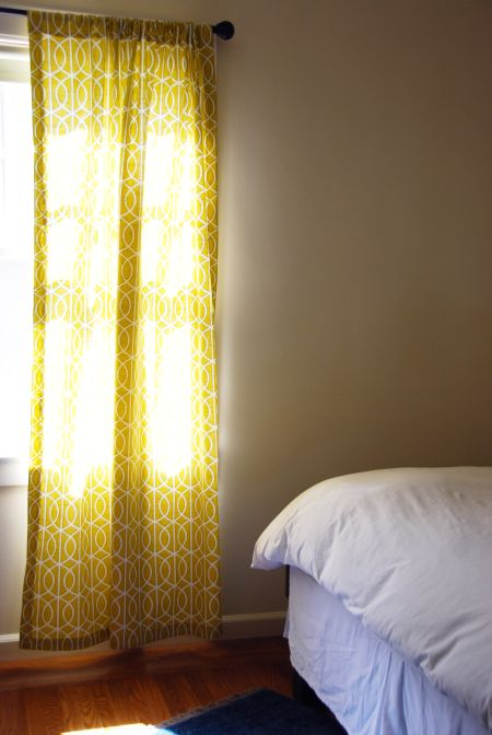 bella porte citrine curtain panela crate and barrel curtains cheap craft diy