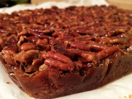 holiday christmas recipes dessert bars cookies pecan pie caramel shortbread